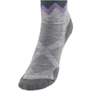 Smartwool PhD Pro Approach Light Elite Mini Socken Damen light gray light gray