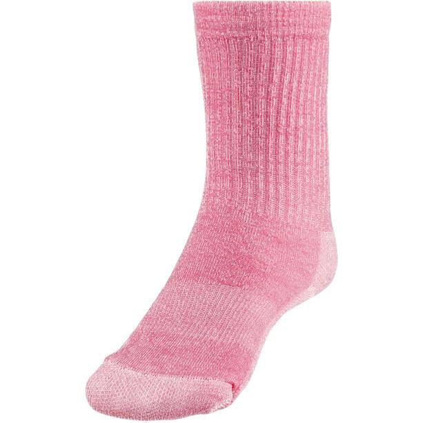 Smartwool Hike Light Crew-Cut Socken Kinder potion pink