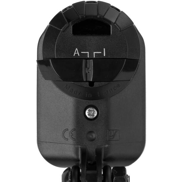 Axa Pico 30 Lampe frontale pour dynamo de moyeu avec support et câble