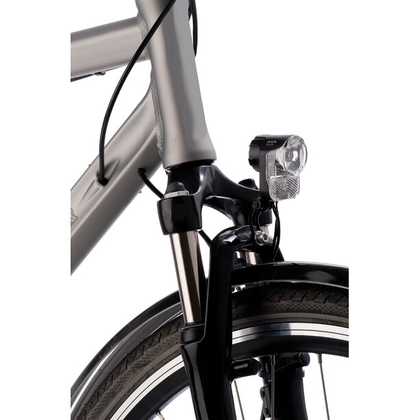 Axa Pico 30 E Scheinwerfer 6V-42V für E-Bikes mit An/Aus Schalter