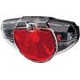 Axa Spark Steady Dynamo Rücklicht 80mm für Gepäckträger mit Standlicht