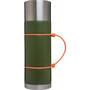 MIZU V10 Isolierte Flasche 1000ml enduro army green
