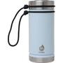 MIZU V5 Isolierte Flasche with V-Lid 500ml enduro ice blue