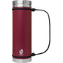 MIZU V7 Isolierte Flasche with V-Lid 700ml enduro burgundy