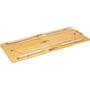 CAMPZ Bambu Taittopöytä 150x70x70cm, brown