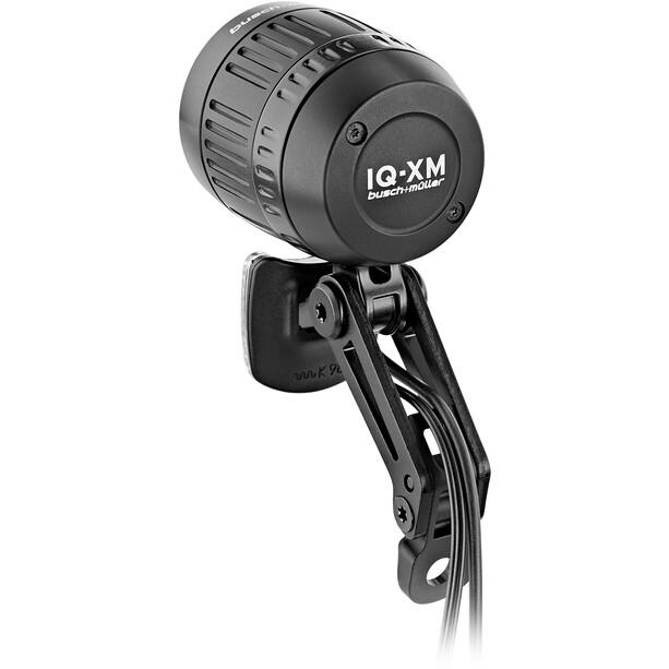 Busch + Müller LumotecIQ-XM LED Fernlicht für E-Bikes 80 Lux schwarz