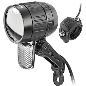 Busch + Müller LumotecIQ-XM LED Fernlicht für E-Bikes 80 Lux schwarz schwarz