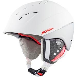 Alpina Spice Skihelm weiß weiß