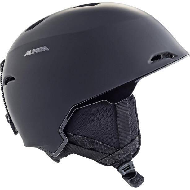 Alpina Maroi Casque de ski, noir