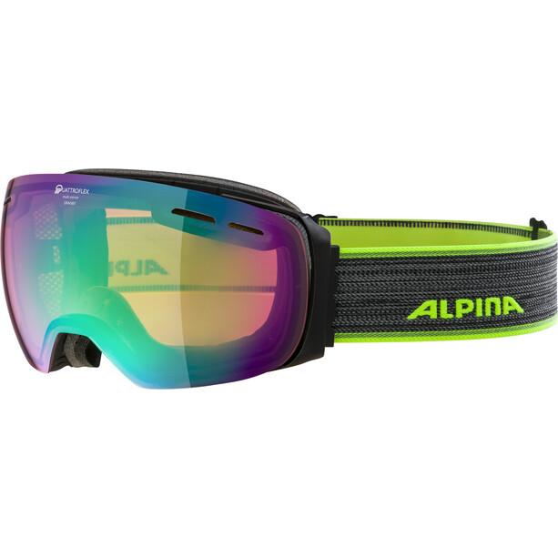 Alpina Granby QMM Goggles schwarz