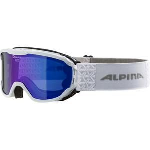 Alpina Pheos MM Lunettes de protection Enfant, blanc blanc