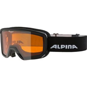 Alpina Scarabeo S DH Goggles schwarz schwarz