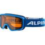 Alpina Scarabeo S DH Goggles lightblue