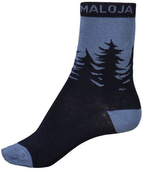 Maloja LabanM. Socks Men mountain lake 43-46 2018 Freizeitsocken, Gr. 43-46