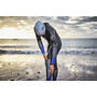 Zone3 Aspire Wetsuit Damen black/gun metal/purple