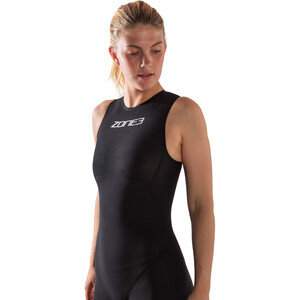 Zone3 Streamline Hihaton Uimapuku Naiset, black/purple black/purple