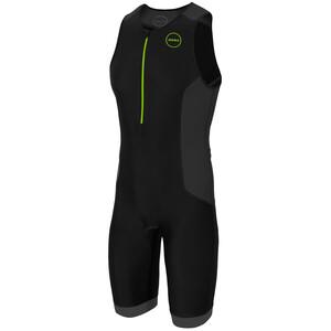Zone3 Aquaflo Plus Trisuit Heren, zwart/grijs zwart/grijs