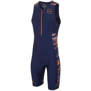 Zone3 Activate Plus Trisuit Herren blau/orange blau/orange