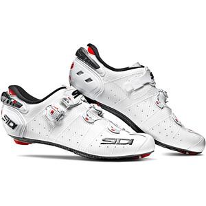 Sidi Wire 2 Carbon Schuhe Herren weiß weiß