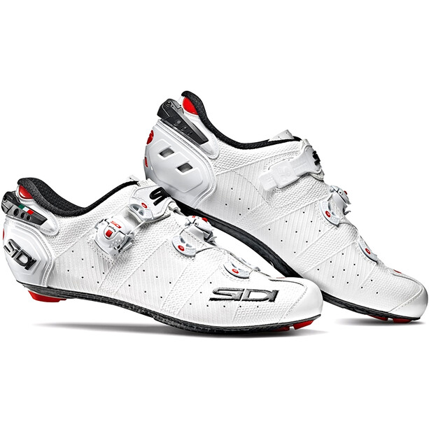 Sidi Wire 2 Carbon Schuhe Herren white/white