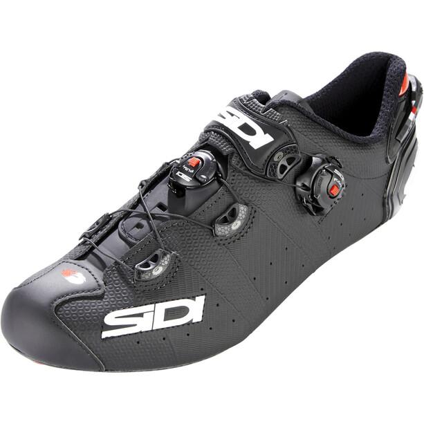Sidi Wire 2 Carbon Schuhe Herren matt black