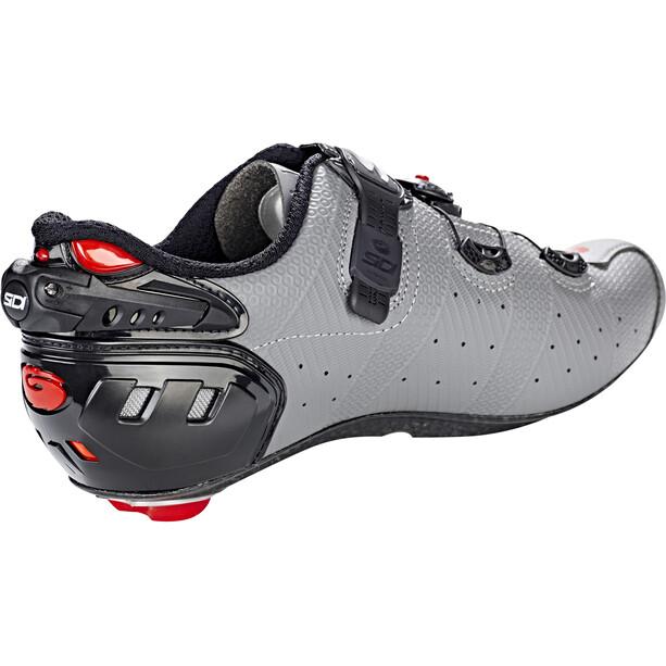 Sidi Wire 2 Carbon Schuhe Herren matt grey/black