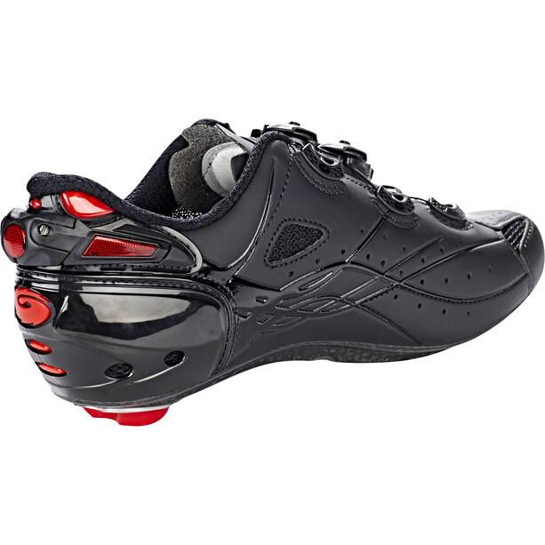 Sidi Shot Schuhe Herren matt total black