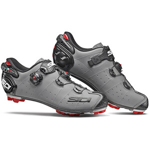 Sidi MTB Drako 2 SRS Chaussures Homme, gris gris