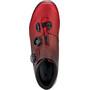 Shimano SH-XC7 Bike Shoes Wide Men red