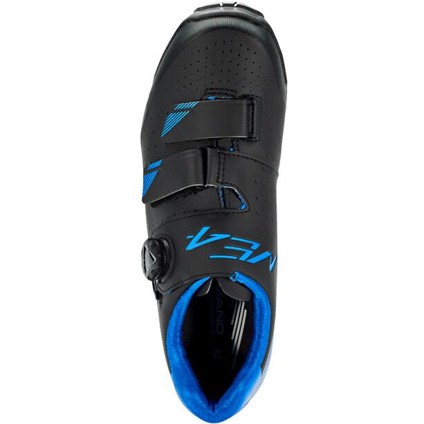 Shimano SH-ME400 Schuhe black/blue