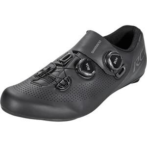Shimano SH-RC7 Fahrradschuhe Weit Herren schwarz schwarz