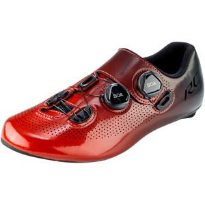 Shimano SH-RC7 Fahrradschuhe Weit Herren rot rot