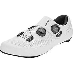 Shimano SH-RC7 Fahrradschuhe Weit Herren white white
