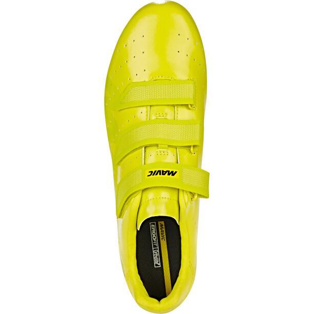 Mavic Cosmic Schuhe Herren sulphur spring/sulphur spring/black
