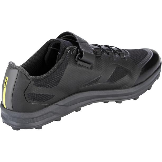 Mavic XA Elite II Schuhe Herren black/phantom/black