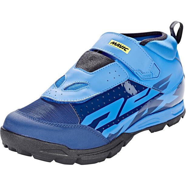 Mavic Deemax Elite Shoes Herr poseidon/indigo bun/black