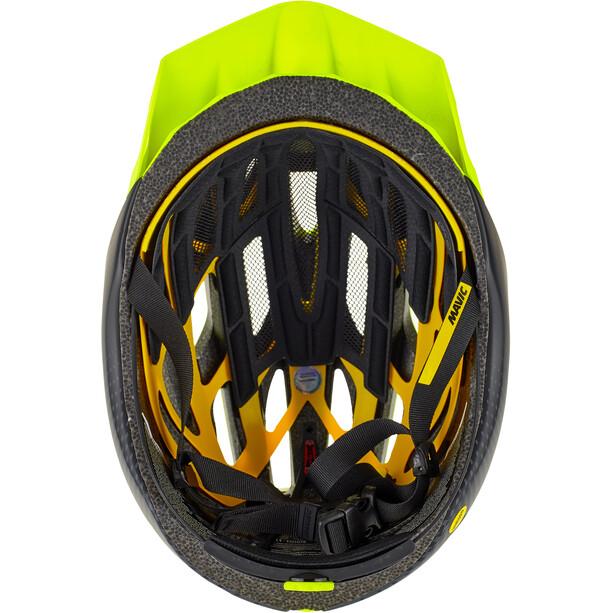 Mavic Crossmax SL Pro MIPS Helm Herren safety yellow
