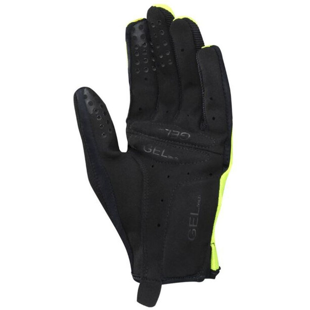 Mavic Essential LF Shell Handschuhe Herren safety yellow