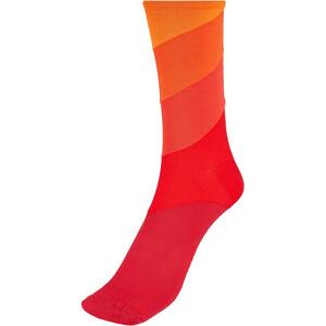 Mavic Graphic Stripes Socken rot rot