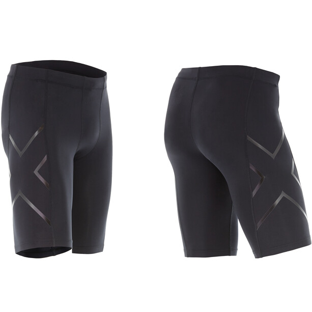 2XU Compression Shorts Herren black/nero