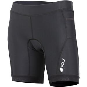 """2XU Acive 7"""" Tri Shorts Damen schwarz schwarz"""