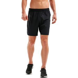 "2XU XVENT 7"" Free Shorts Herr black/black black/black"