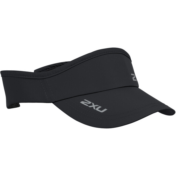 2XU Run Visor black/black