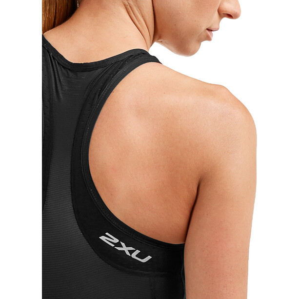 2XU Perform Tri Crop Women black/black