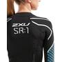 2XU Sr:Pro-Swim Run Sr1 Våtdrakt Dame Svart/Bensin