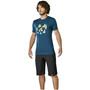 Mavic SSC Kurzarm T-Shirt Herren poseidon