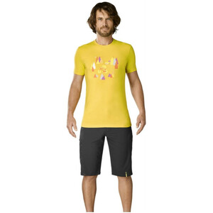 Mavic SSC Kurzarm T-Shirt Herren sulphur sulphur