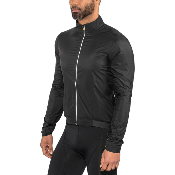 Mavic Essential Wind Jacke Herren black