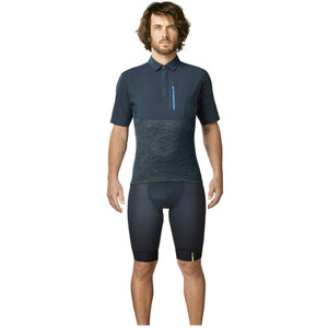 Mavic Allroad Kurzarm Trikot Herren total eclipse total eclipse