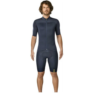 Mavic Essential Kurzarm Trikot Herren total eclipse total eclipse